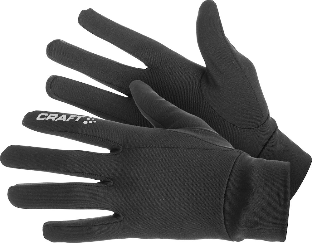 CRAFT GANTS THERMAL RUNNING  NOIR Gants running