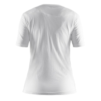 CRAFT STAY COOL  SEAMLESS TEE SHIRT BLANC FEMME pas cher