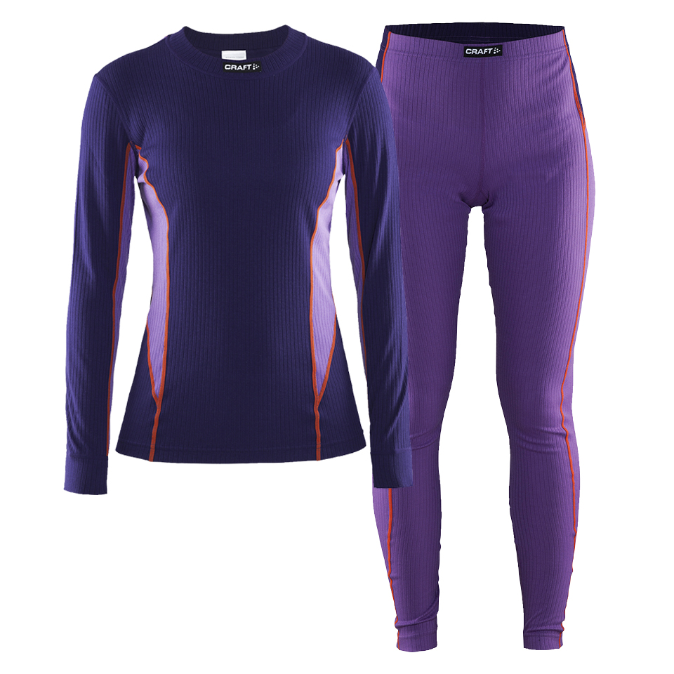 CRAFT Be ACTIVE PACK DAME VIOLET  Sous Vêtement Technique femme