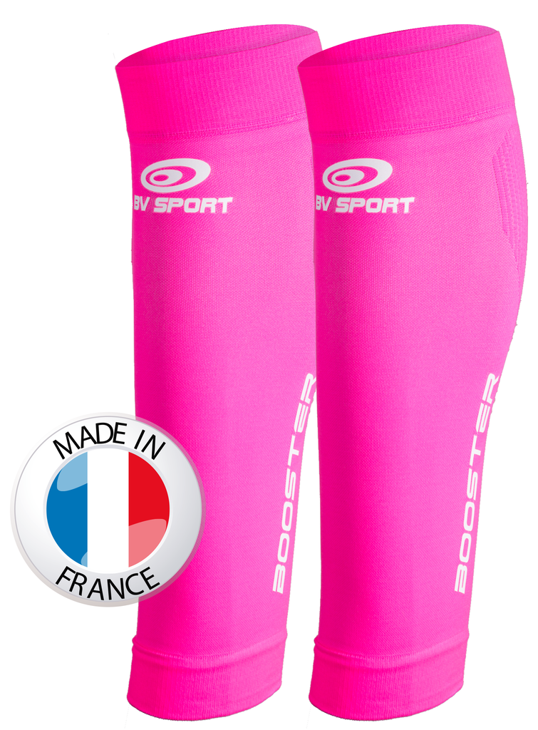 BV SPORT BOOSTER ONE ROSE Manchon de compression