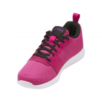 ASICS KANMEI GS ROSE Chaussures trail Junior pas cher