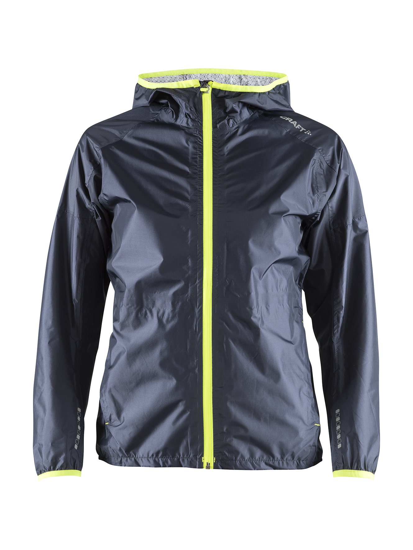 CRAFT 2.5L SHELL JACKET GRAVEL Veste Running étanche femme