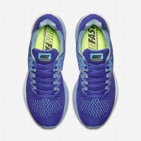 NIKE AIR ZOOM STRUCTURE 20 BLEUE  chaussure Nike pas cher