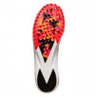 BROOKS MACH 18 ROSE ET ORANGE  Pointes Cross ou Piste pas cher