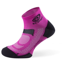 BV SPORT SOCQUETTES SCR ONE ROSES Chaussettes Running BV Sport pas cher
