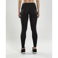 CRAFT EAZE COLLANT DAME NOIR   Collant Running femme pas cher