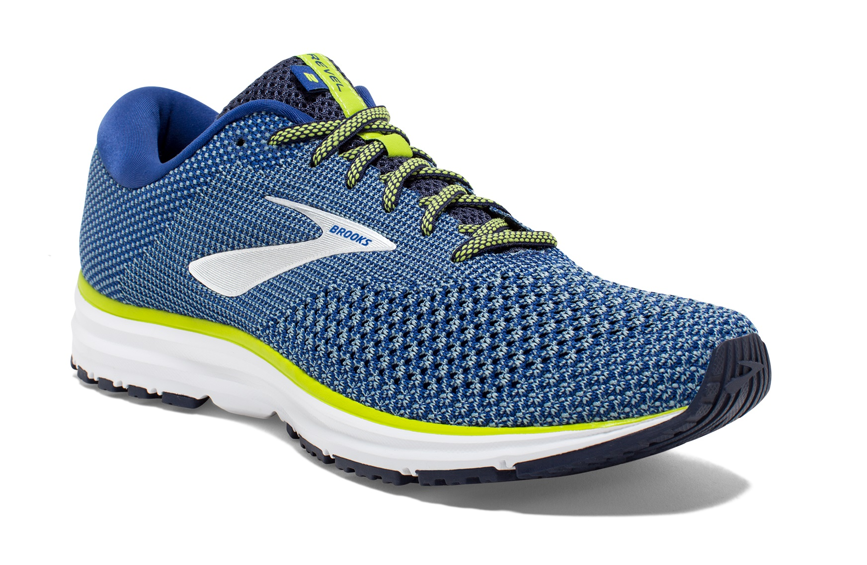 BROOKS REVEL 2 BLEUE Chaussures de running