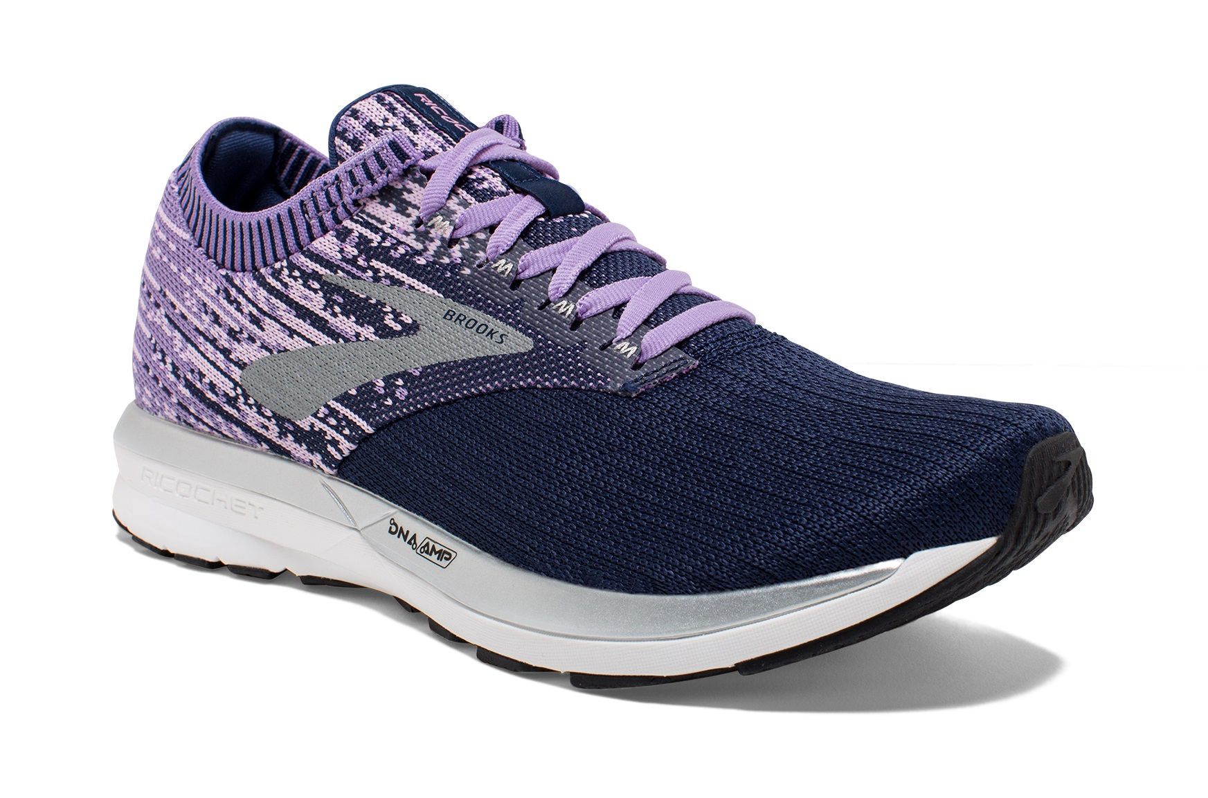 BROOKS RICOCHET LILA Chaussures de running