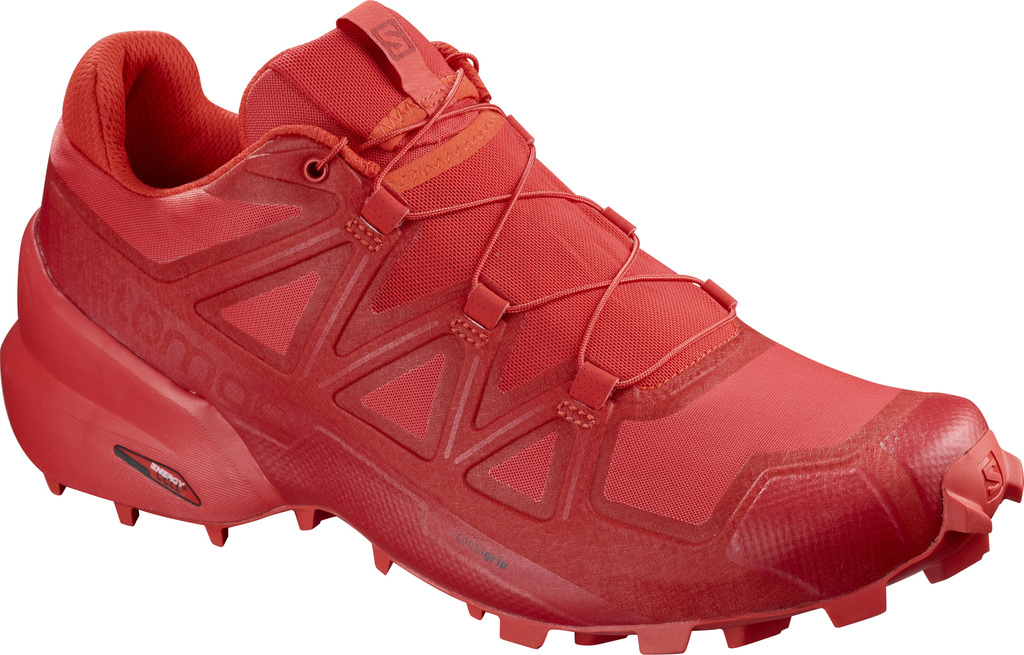 SALOMON SPEEDCROSS 5 ROUGE Chaussures trail salomon