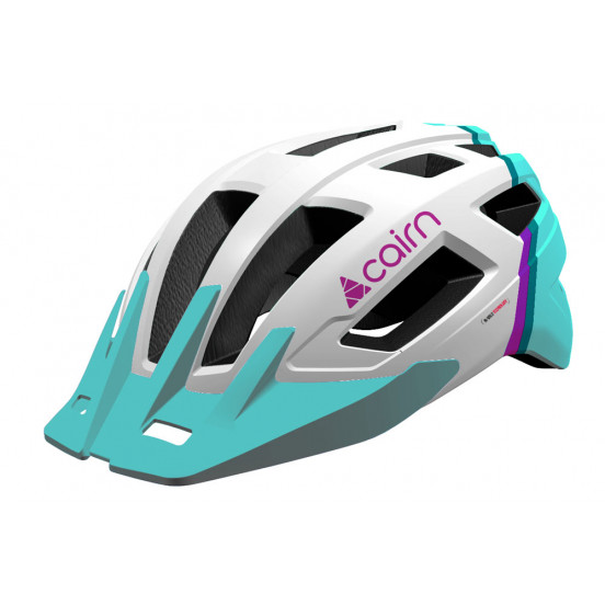 CAIRN SLATE WHITE ICE Casque vélo