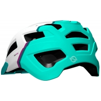 CAIRN SLATE WHITE ICE Casque vélo pas cher