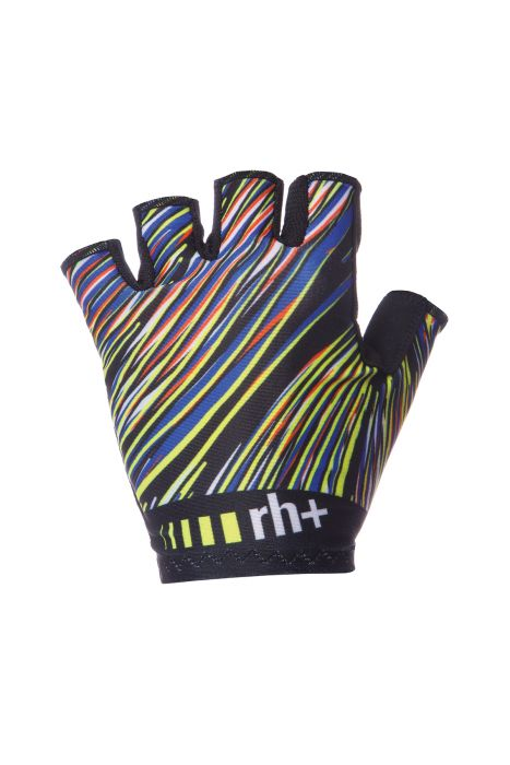 ZERO RH FASHION GLOVE HOLOGRAM BLACK  Gants Cyclisme