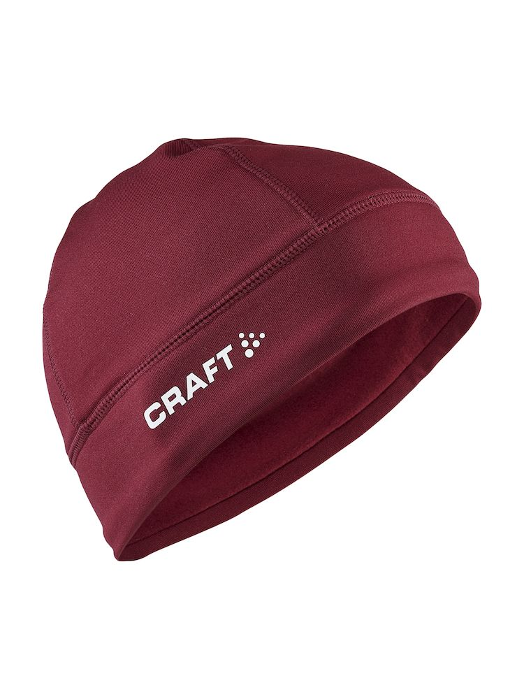 CRAFT BONNET THERMAL RHUBARBE  Bonnet sport