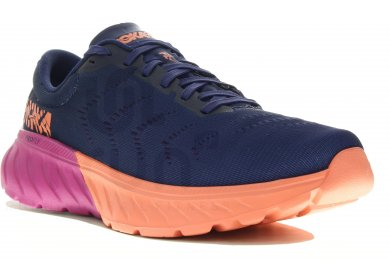 HOKA ONE ONE MACH 2 MEDIEVAL BLUE  Chaussures de running