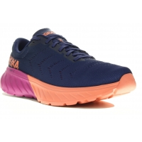 HOKA ONE ONE MACH 2 MEDIEVAL BLUE  Chaussures de running pas cher