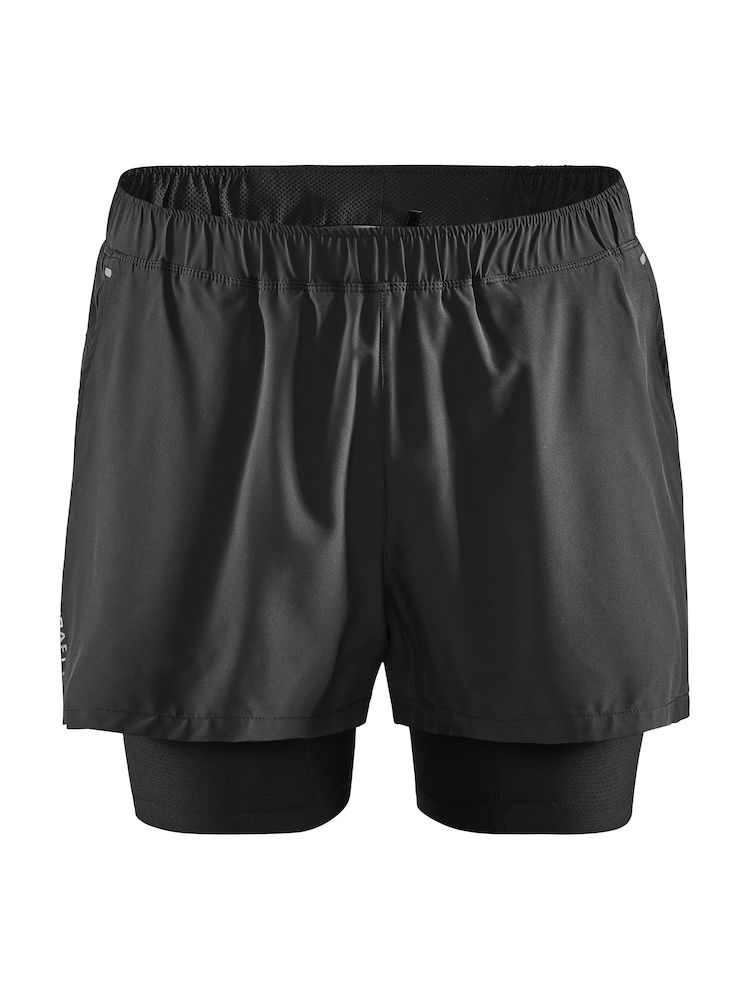 CRAFT  ESSENCE ADV SHORT STRECH  2 EN 1 NOIR Short Running