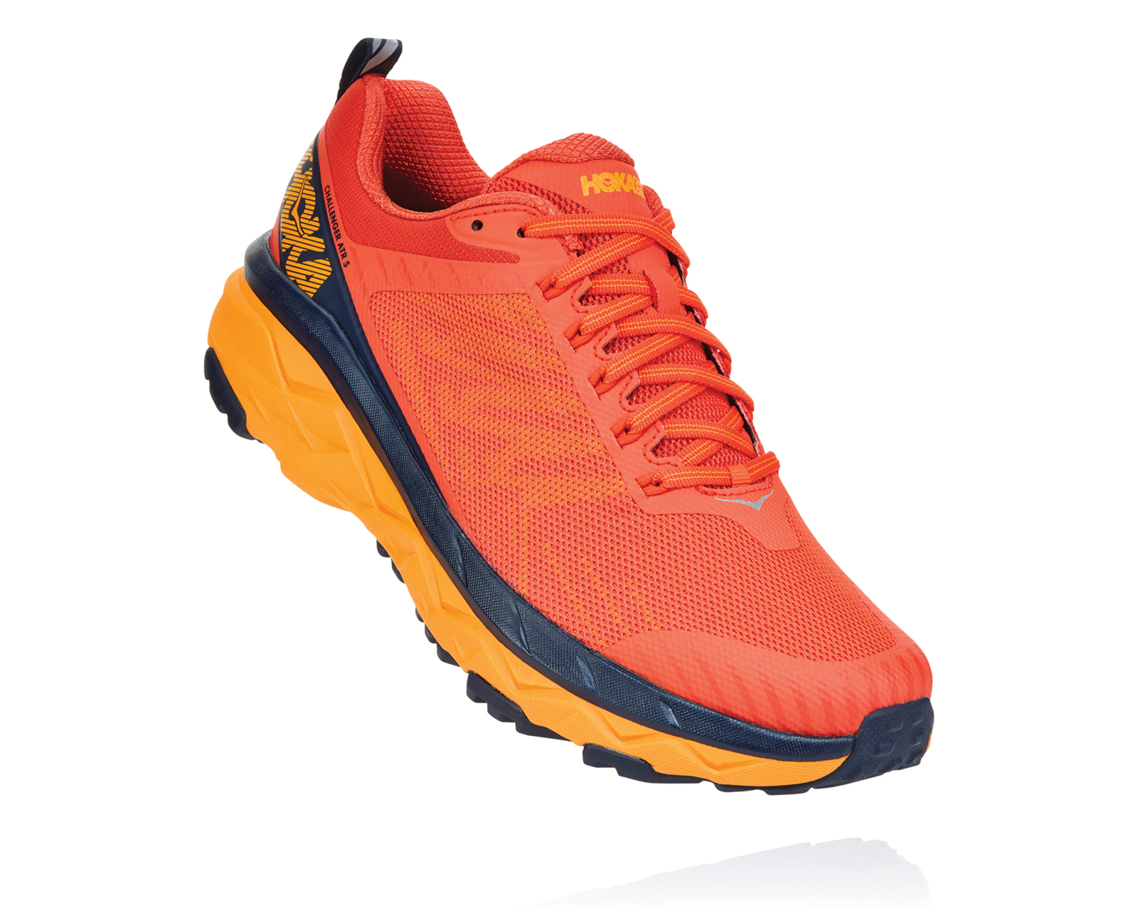 HOKA ONE ONE CHALLENGER ATR 5 STORMY WEATHER Chaussures de Trail