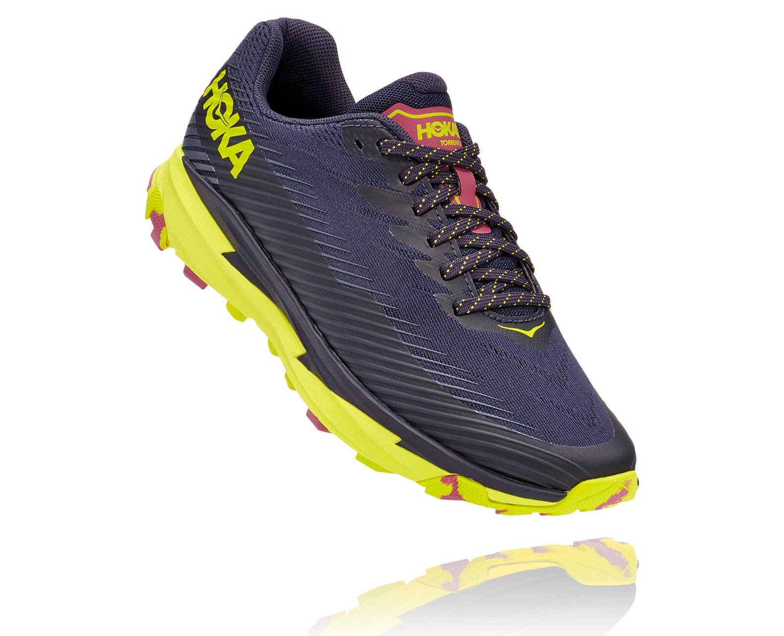HOKA ONE ONE TORRENT  2 DEEP WEEL   Chaussures de Trail femme