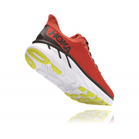 HOKA ONE ONE CLIFTON 7 CHILI  Chaussures de running pas cher