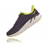 HOKA ONE ONE CLIFTON 7 ODYSSEY GREY Chaussures de running pas cher