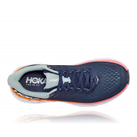 HOKA ONE ONE CLIFTON 7 BLUE HAZE  Chaussures de running pas cher