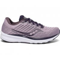 SAUCONY  RIDE 13 BLUSH Chaussures running pas cher