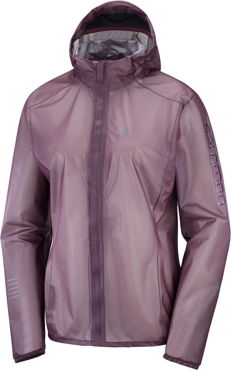 SALOMON LIGHTNING WP JKT WINETASTING Veste running étanche