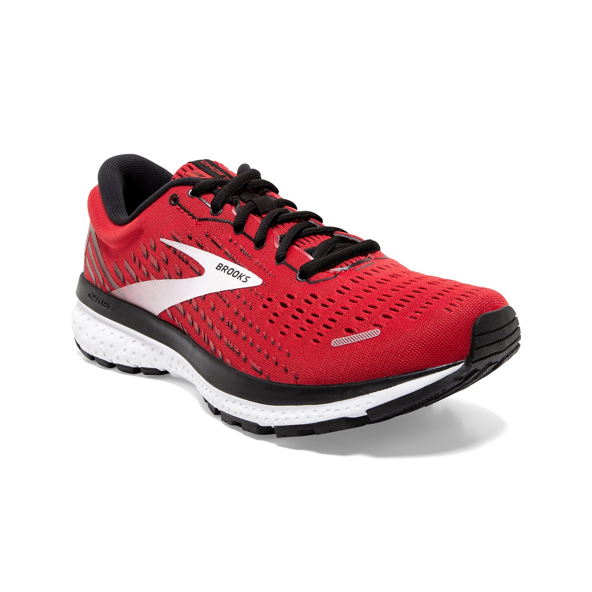 BROOKS GHOST 13  ROUGE Chaussures de running