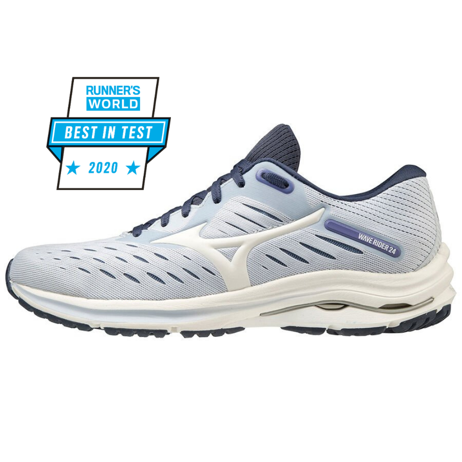 MIZUNO WAVE RIDER 24 ARTIC ICE Chaussures de running