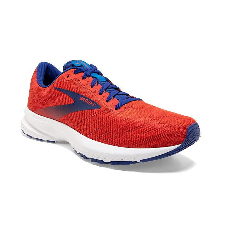 BROOKS LAUNCH 7 RED CHERRY Chaussures de running brooks
