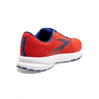 BROOKS LAUNCH 7 RED CHERRY Chaussures de running brooks pas cher