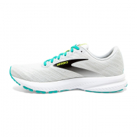 BROOKS LAUNCH 7 BLANCHE ET NIGHTLIFE  Chaussures de running brooks pas cher