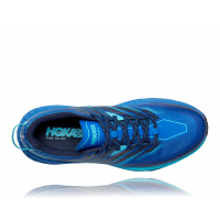 HOKA ONE ONE  SPEEDGOAT 4 TURKISH SEA  Chaussures de trail pas cher