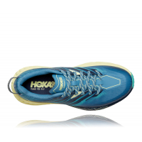 HOKA ONE ONE  SPEEDGOAT 4 PROVINCIAL BLUE Chaussures de trail pas cher