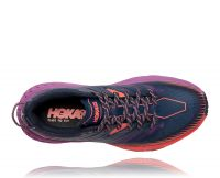 HOKA ONE ONE  SPEEDGOAT 4 VIOLETTE Chaussures de trail pas cher