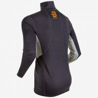 DAEHLIE TRAINING WOOL H/Z MEN NINE IRON Maillot technique laine merinos pas cher